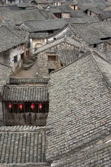 Free Ancient Village In Guangdong,china. Royalty Free Stock Image - 17626116
