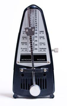 Metronome Stock Image