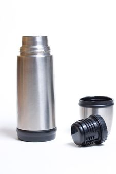 Free Metal Thermos Stock Images - 17627634