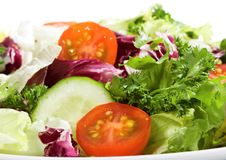 Free Salad With Vegetables Stock Image - 17628561