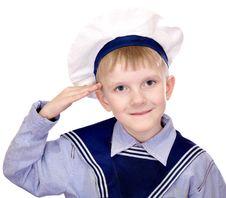 Free Sailor Stock Image - 17629671