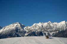 Free Summit Tyrolean Alps Stock Photo - 17629780