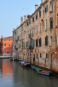 Free Venetian Grand Channel Royalty Free Stock Images - 17629879