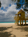Free Beach Watch Tower Stock Photo - 17633350
