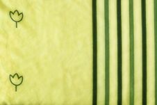 Free Yellow Fabric Royalty Free Stock Photos - 17630668