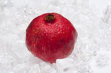 Free Pomegranate Royalty Free Stock Photo - 17631145
