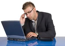 Free Businessman Stock Image - 17631221