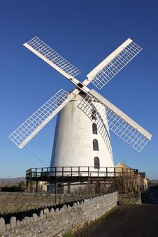Free Blenerville Windmill Stock Photo - 17631610