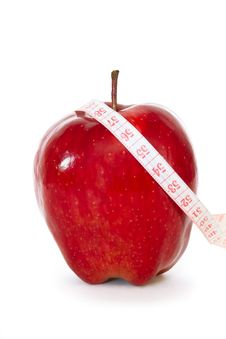 Free Red Apple Royalty Free Stock Images - 17632119