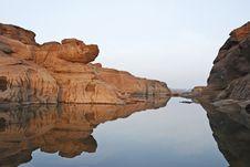 Free Thailand  S Grand Canyon Stock Photo - 17633470