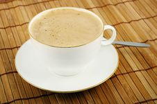 Free Cappuccino Royalty Free Stock Photo - 17634075