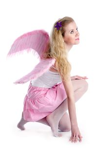 Free Angel Royalty Free Stock Images - 17634919