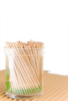 Free Toothpicks Stock Photos - 17635093
