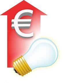 Free Vector Bulb + Arrow Stock Photography - 17635382