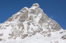 Free Matterhorn Stock Photo - 17635680