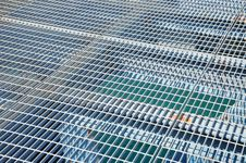 Free Metal Net Seamless Stock Photo - 17635760
