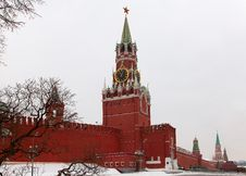 Free Moscow Kremlin Stock Images - 17636274
