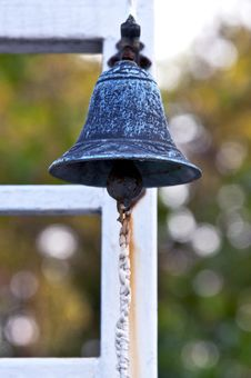 Free Old Bells Rusty Close Up Royalty Free Stock Image - 17636496