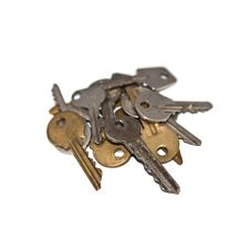 Free Keys Royalty Free Stock Image - 17636546