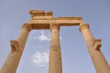 Free Palmyra, Syria Stock Image - 17636711