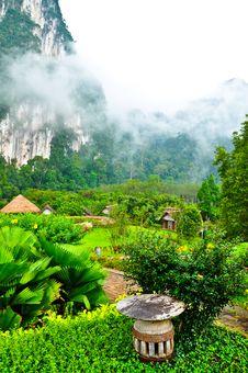 Free Nature At KhaoSok , Thailand Royalty Free Stock Image - 17636766