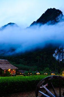 Free Nature At KhaoSok , Thailand Royalty Free Stock Images - 17636779