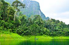 Free Nature At KhaoSok , Thailand Stock Images - 17637334