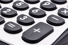 Free Calculator Royalty Free Stock Images - 17637839