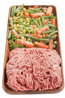 Free Chopped Meat Royalty Free Stock Photography - 17637907
