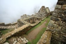 Free Machu Picchu, The Inca Ruin Of Peru Stock Photos - 17638993