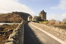 Free Eilean Donan Castle Stock Images - 17639014