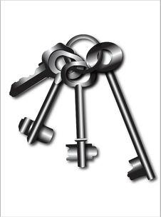 Free The Key Stock Image - 17639181