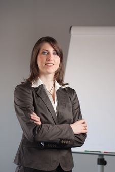 Free Business Woman 2 Royalty Free Stock Image - 17639586
