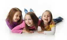 Free Sisters Having Fun Royalty Free Stock Photos - 17639588