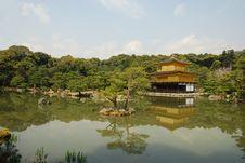 Free Kinkaku-ji Royalty Free Stock Images - 17639749