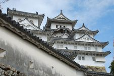 Himeji Castle Royalty Free Stock Images