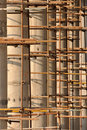 Free Scaffold And Poles Under Construction Stock Images - 17644444