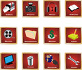 Free Pc Icons 1 Royalty Free Stock Images - 17645749