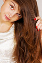 Free Beauty Brunette Stock Images - 17649004