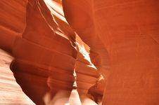 Free Antelope Canyon Royalty Free Stock Image - 17640106