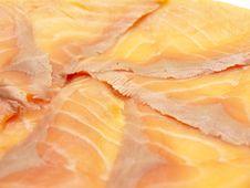 Free Macro Of Delicious Salmon Fillet Stock Image - 17640951