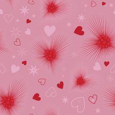 Free Valentine Background Stock Photography - 17641372