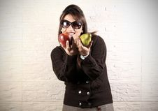 Free Healthy Fruits Royalty Free Stock Images - 17642459
