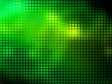 Free Greenlue Mosaic Background. EPS 8 Stock Images - 17642994