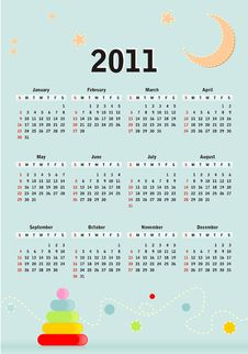 Free Calendar Stock Image - 17643551
