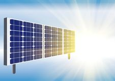 Free Solar Energy Panels Stock Photography - 17643922