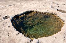 Free Desert In Patagonia. Stock Image - 17644991