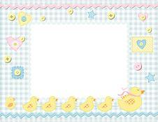 Free Child Photo Framework Royalty Free Stock Images - 17649259