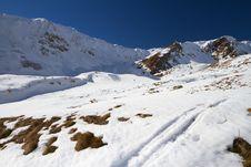 Free Ski Run Stock Photos - 17649453