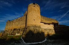 Free Medieval Castle (Staggia . Italy) Royalty Free Stock Photography - 17649657